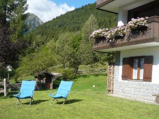 Casa in affitto con giardino privato, Madonna Di Campiglio
