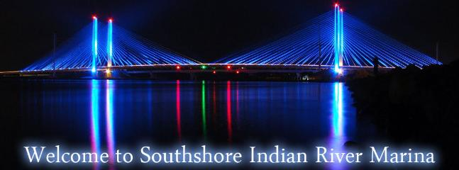 '0UR' Indian River Bridge at night!!!   WOW!!!  gotta see this!