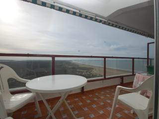 [732] Piso de playa con preciosas vistas al mar