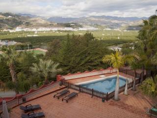 La Casa Roja Tropical B&B-Habitación Mango, Almuñécar