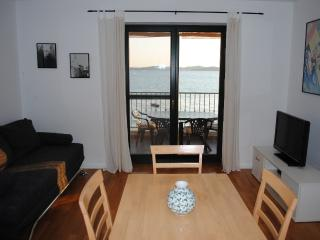Superb Direct Seafront Apartment, Bibinje