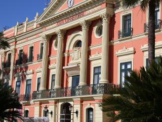 La Dama de las Artes y las Ciencias apartment in Ciutat Arts i Ciencies with