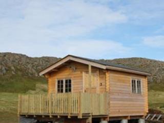 Cute Cottage/Cabin 3 - Sumarhús, Skagastrond