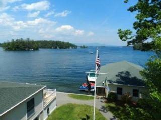 Winnipesaukee Waterfront Rental in Gilford, NH