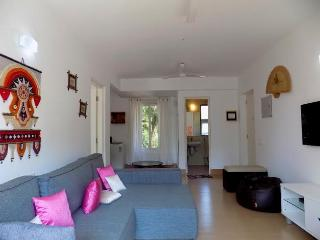 Luxurious Appt Surrounded By Nature, Arpora, Goa