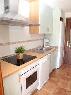 apartamentos con cocinas totalmente equipadas