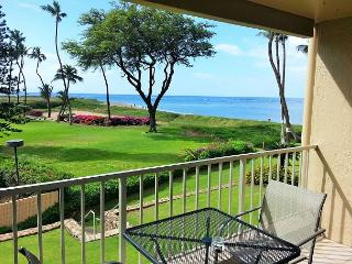 Ocean Front 2-Bedroom Condo with a Tremendous View, Kihei