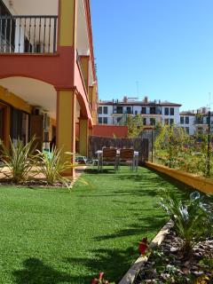 golf isla canela y costa esuri. apartamentos y paquetes de golf en andalucia.