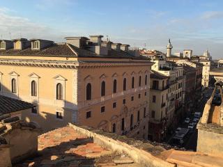 Trevi Central Rome attic