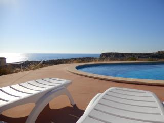 Can Jamue | Apartamento con vistas al Mar, Menorca