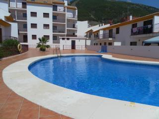 Apt Satchell(2) ground floor/garden, Alcaucín