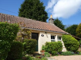Mill Cottage, self-catering near St Andrews, Boarhills