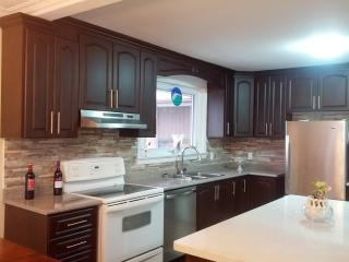 All New, bright, clean, open-concept 3-BR,Markham, Toronto
