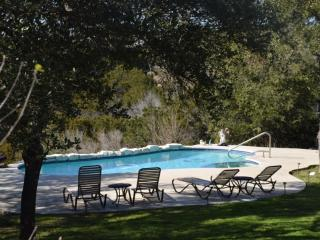 Beautiful, modern guest house w/ pool & hot tub!, Austin