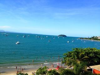 Jurere - Apartamento 1 quarto de frente pro mar, Florianópolis