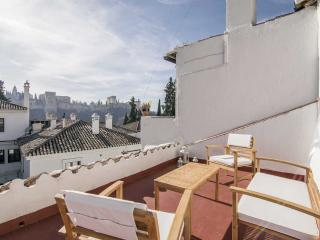 Casa Zaida - centre Granada (Albaicín) - Alhambra views - AC - sun terraces