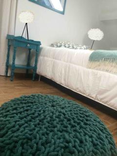 La chambre bleue des mers