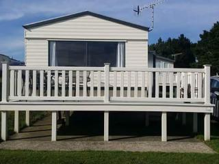 Seaview Caravan 6 berth 2 bedrooms., Bembridge