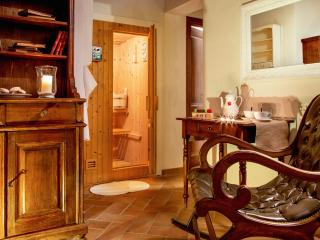 Abbadia Sicille - Relax in Suite with Sauna, Trequanda