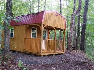 Waters Edge Mini  Cabins., Chillicothe