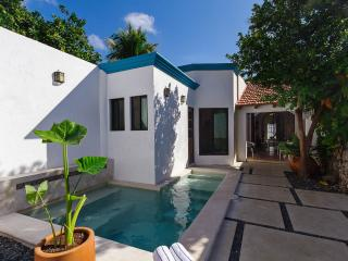 Charming home for families in bustling Mérida., Merida