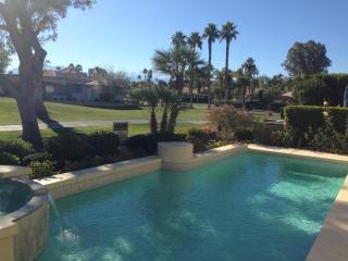 Private pool Spa; Golf course  / Private Avondale, Palm Desert
