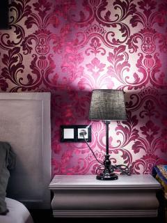Detalle dormitorio, iluminación LED