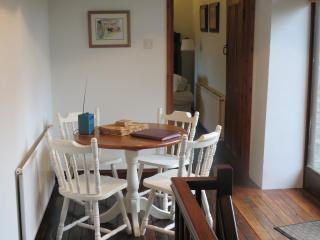 Dining Area with door to terrace area