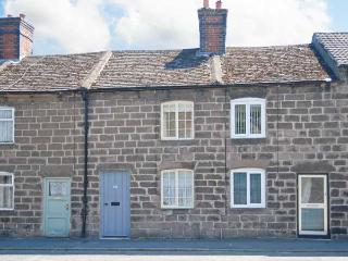 BOBBIN COTTAGE, Grade II listed, terraced, king-size bedroom, in Cromford, Ref 923214