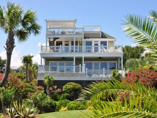 2916 Palm Blvd on Isle of Palms ~ Ocean Front, Plunge Pool, Spa, Boardwalk