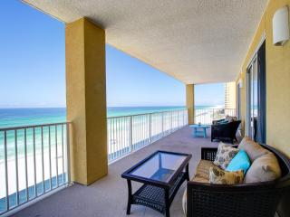 Tropic Winds 607-4BR-BeachSVC- AVAIL7/16-7/20 $2545- RealJOY Fun Pass --End Unit!!, Panama City Beach