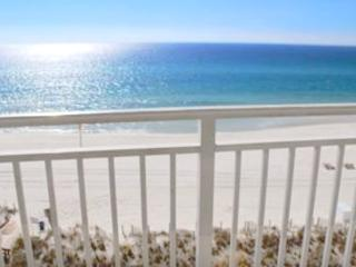 Emerald Beach 627-1BR/2BA-6th Fl-GulfFront-Panama City Beach