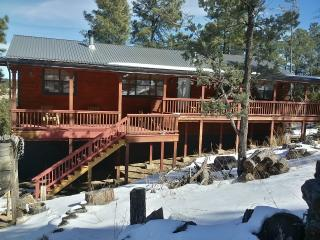 Alto View Home with Hot Tub and Pool Table, Ruidoso