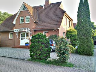 Helle und freundliche Ferienwohnung in Hamburg, Amburgo