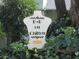 3 Chilton Rd entrance.