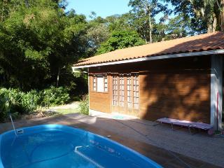 Canto da Lagoa-Casa c/piscina junto a natureza, Lagoa da Conceicao