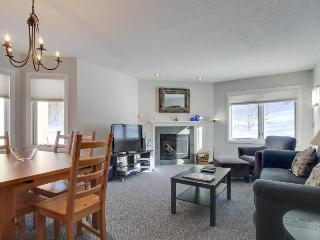 Ski-in/ski-out three-bedroom condo near Killington