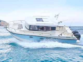 Brand new boat for 8 people, Novalja