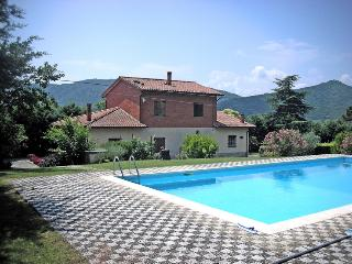 Villa Mimosa great for familiy vacation in Cortona