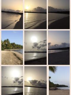 Diferente ángulos de nuestra playa