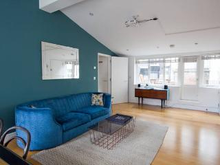 Central designer 1-Bd, with Terrace, London