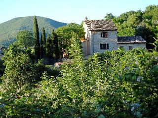 Detached villa with private pool near Todi/Spoleto, Portaria