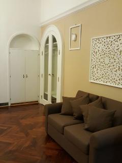 loft con vista in pieno centro, Neapel