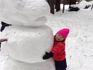 2015 Come Rest Awhile Snowman Entry