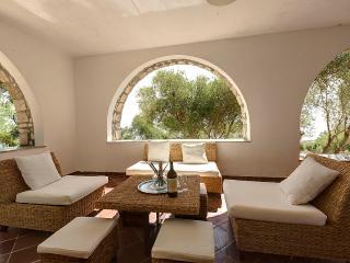 apartment sea view and veranda/patio, Santa Maria di Leuca