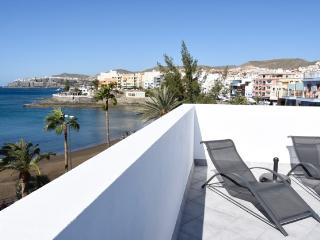 Luxury flat with terrace and jacuzzi, Arguineguín