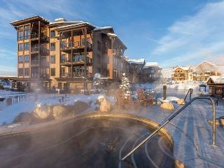Picturesque 2BR Steamboat Springs Condo - Gondola Steps from your Door!