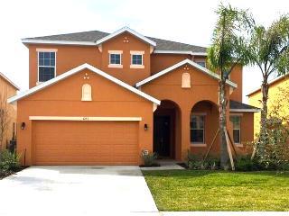 Gorgeous 7Bd Pool Hm-Spa,GmRm,WiFi,Resort-Fr$195nt, Orlando