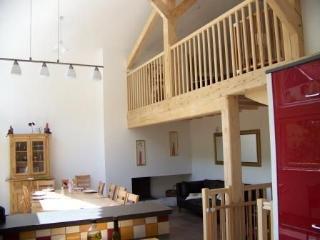 stilvoll renovierte Käserei, idyllische Lage, Le Valtin