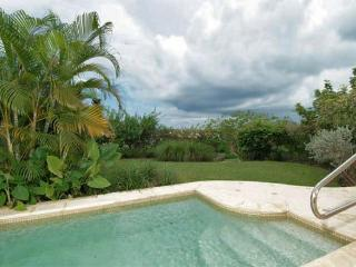 A well appointed beachfront three bedroom villa